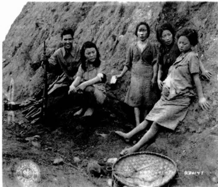 Сексуальное рабство во время 2 й мировой войны